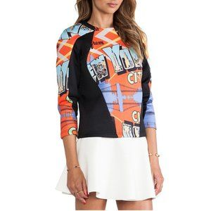 ALICE MCCALL Fast Faster New York Jumper Top R$295